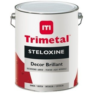 Laque antirouille steloxine decor brillant