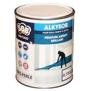 Peinture sol alkysob