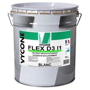 Peinture façade VYCONE FLEX D3/I1