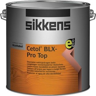 Lasure de finition Sikkens Cetol BLX pro top