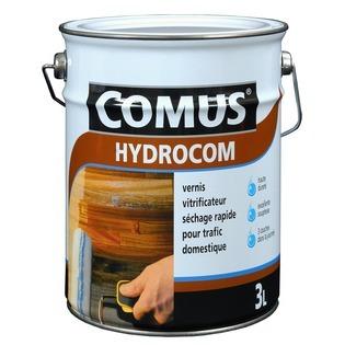 Vernis hydrocom satin