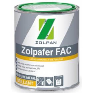 Laque antirouille ZOLPAFER FAC