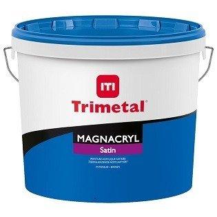 Trimetal Magnacryl Satin