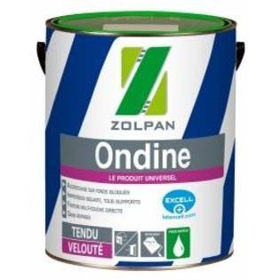 Impression multi-usages veloutée Ondine - ZOLPAN