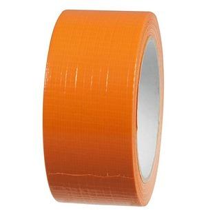Ruban adhésif toilé orange
