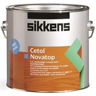 Lasure de finition Sikkens Cetol novatop