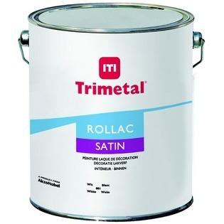 Peinture laque Trimetal Rollac satin
