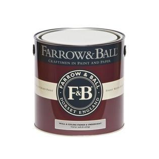 Farrow & Ball Impression, sous-couche murs et plafonds