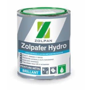 Laque antirouille ZOLPAFER HYDRO